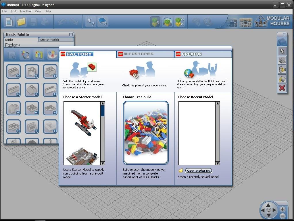 Дитали для lego digital disigner.