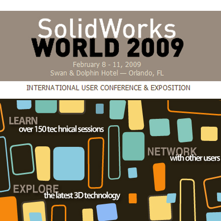 SolidWorks World 2009