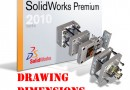 SolidWorks 2010: Drawing Dimension Enhancements