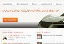 SolidWorks 2012 Beta 1 is Available