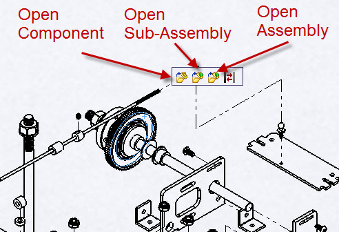 Level Drawing The Top Level Assembly