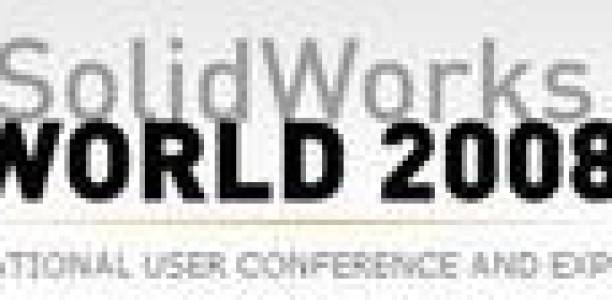 SolidWorks World 2008 Website is LIVE!