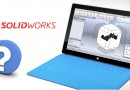 SolidWorks 2013 on a Tablet?