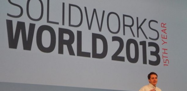 SolidWorks World 2013 – Monday