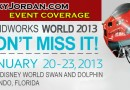 Coming Up:  SolidWorks World 2013