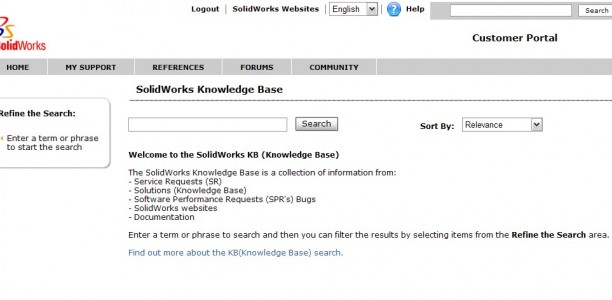 More Updates to the SolidWorks Knowledge Base