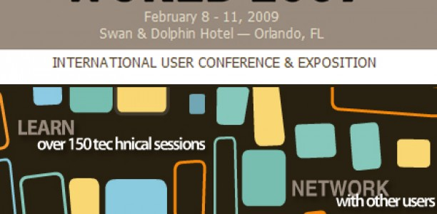 SolidWorks World 2009 – Full Steam Ahead!