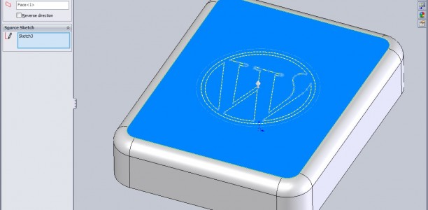The SolidWorks Secret Weapon: The Wrap Tool