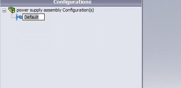 BIG NEWS on Renaming Configurations!