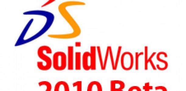 SolidWorks 2010 Beta Details