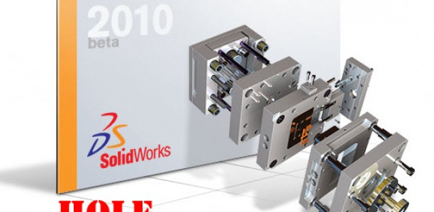 SolidWorks 2010: Hole Wizard!