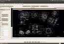DraftSight for LINUX Screenshot