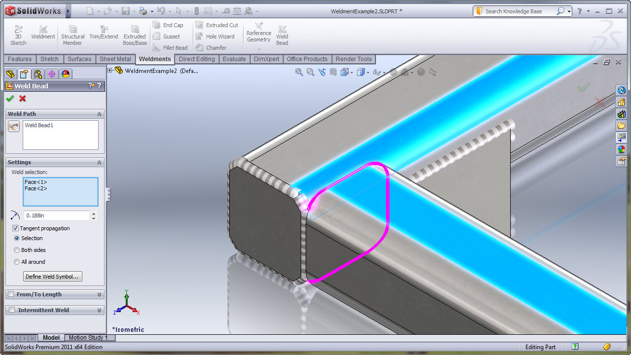 Two Videos To The Site Detailing Piping Diagram Solidworks Of A Lightweight Weld Bead Command Which Can Be Invoked In Both Parts And Assemblies Functions Are Same For Environments