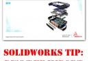 SolidWorks Tip:  Import DXF/DWG Set Origin