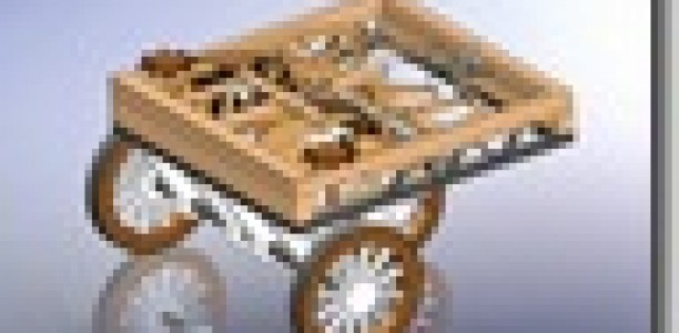 Da Vinci Cart by SolidWorks