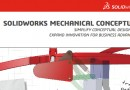 SolidWorks Mechanical Conceptual Announced